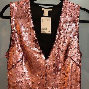 H&M Sequin Dress